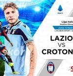Prediksi Lazio vs Crotone: Inzaghi Waspadai Pasukan Cosmi
