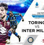 Prediksi Torino vs Inter Milan: Lukaku-Lautaro Makin Maut