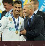 Soal Rumor Latih Juventus, Begini Jawaban Zinedine Zidane