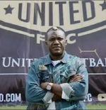 Herman Dzumafo Epandi Siap Jalani Tantangan Baru di Dewa United FC
