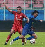Arema FC vs Madura United Berakhir Imbang, Asisten Pelatih Singo Edan Angkat Bicara