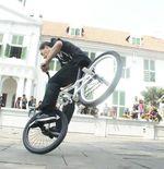 Asosiasi BMX Indonesia, Berkomunitas Sekaligus Mengulik Trik-trik Sepeda