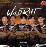 Satu Lagi, Tim Esports Morph Umumkan Tim untuk Divisi Wild Rift