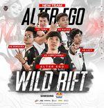Alter Ego Umumkan Lepas Semua Pemain Divisi Wild Rift