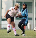 Pelatih Timnas Putri Indonesia Belum Puas meski Timnya Menang 15-0 pada Laga Uji Coba