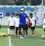 Kiprah: Javier Roca, Orang Asing yang Tertantang Lahirkan Bibit Sepak Bola Usia Dini Indonesia
