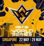 Garena Resmi Umumkan Free Fire World Series Akan Berlangsung di Singapura