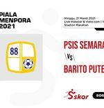 Hasil PSIS Semarang Vs Barito Putera: Gol Telat Rizky Pora Buyarkan Kemenangan Mahesa Jenar