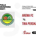 Prediksi Arema FC vs Tira Persikabo: Taji Kushedya Hari Yudo Kembali Diuji