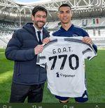 Andrea Agnelli Tidak Menyesal Rekrut Andrea Pirlo dan Cristiano Ronaldo
