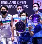 All England 2021: Rebut Dua Gelar Juara, Yuta Watanabe Cetak Sejarah