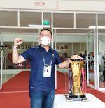 Tidak Datang ke Stadion, Ketua Umum PSSI Apresiasi Dukungan Suporter