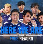 EVOS Esports Jadi Tim Pertama yang Dipastikan ''Terdegradasi''dari PMPL Indonesia Season 3