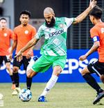 Mantan Striker Arema FC Sukses Cetak Gol Pertama di Liga Singapura