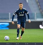 Dirumorkan Hengkang, Petinggi Juventus Konfirmasi Cristiano Ronaldo Bertahan