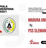 Man of The Match Madura United vs PS Sleman: Jaja