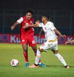 Pemain Persija Braif Fatari Batal Gabung Skuad Timnas U-23 Indonesia