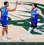 Hasil NBA 2020-2021, Selasa (23/3/2021): Bucks Menang Meski Tanpa Giannis Antetokounmpo