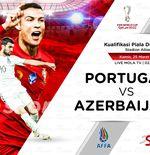 Prediksi Portugal vs Azerbaijan: Laga Mudah Cristiano Ronaldo dan Kolega?