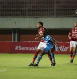 Rotasi Berhasil, Pelatih Persib Bandung Puji Duet Kokoh Igbonefo-Jupe