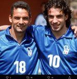 VIDEO: Kilas Balik Gol Krusial Roberto Baggio Menangkan Italia vs Spanyol