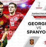 Prediksi Georgia vs Spanyol: La Furia Roja Incar Kemenangan Perdana