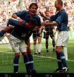 VIDEO: Roberto Baggio Bantu Italia Kalahkan Austria