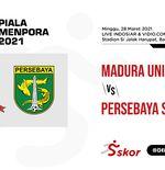 Hasil Madura United vs Persebaya: Bajul Ijo Menangi Derbi Suramadu