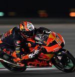 Hasil Moto3 GP Qatar 2021: Jaume Masia Menang Tipis, Andi Gilang Finis Ke-21