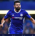 VIDEO: Momen Solo Run Diego Costa, Kunci Kemenangan Chelsea atas West Brom