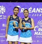 Rekap Final Orleans Masters 2021: Thailand Raih 2 Gelar, Wakil Eropa Bagi Rata