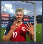 VIDEO: Momen Ketika Erling Haaland Mencetak 9 Gol dalam Satu Laga