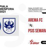 Prediksi Arema FC vs PSIS Semarang: Misi Berat Singo Edan Mengalahkan Kesiapan Mahesa Jenar
