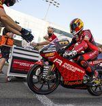Hasil FP2 Moto3 GP Spanyol 2021: Pembalap Indonesian Racing Gresini Tercepat