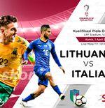 Prediksi Lithuania vs Italia: Gli Azzurri Bisa Raih Hasil Sempurna