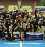 Black Steel Manokwari Belum Pasti Wakili Indonesia di Piala AFF Futsal Antarklub