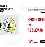Prediksi Persik Kediri vs PS Sleman: Macan Putih dan Elang Jawa Berebut Tiga Angka Pertama