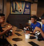 Persib Kembali Buka Kafe Miliknya, Dikolaborasikan dengan Chef Juna Hingga Renata
