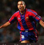 VIDEO: Nostalgia Gol Ronaldo ke Gawang Compostela 25 Tahun Lalu