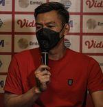 Reuni dengan Mantan Pelatih, Kiper Bali United Waspadai Racikan Tim Persita Tangerang