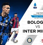 VIDEO: Momen Gol Terbaik Inter Milan vs Bologna