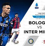 Prediksi Bologna vs Inter Milan: I Nerazzurri Bawa Rapor Kemenangan Beruntun