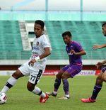 Hasil Persita Tangerang vs Bali United: Serdadu Tridatu dan Pendekar Cisadane Berbagi Poin