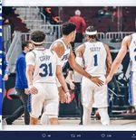 Hasil NBA 2020-2021, Jumat (2/4/2021): Sixers Kalahkan Cavaliers, Wilayah Timur Makin Panas