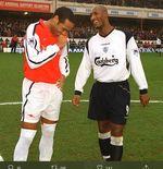 5 Bintang yang Pernah Bermain di Arsenal dan Liverpool