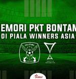 Memori PKT Bontang di Piala Winners Asia, Selalu Disingkirkan Satu Klub Jepang
