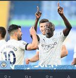 CERITA RAMADAN: Benjamin Mendy Pilih Manchester City karena Keyakinan sang Pemilik Klub