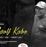 Adolf Kabo, Legenda Timnas Indonesia asal Papua Meninggal Dunia