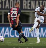 Hasil Bologna vs Inter Milan: Gol Lukaku Mantapkan I Nerazzurri di Puncak Klasemen