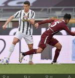 Hasil Juventus vs Torino: Gol Cristiano Ronaldo Bawa Juve Imbang 2-2